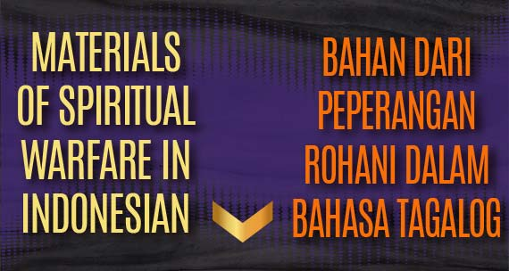 Spiritual Warfare Materials in Indonesian